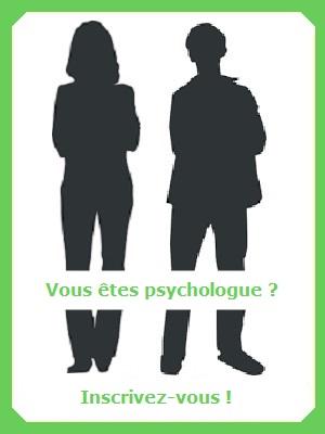 Vous êtes Psychologue?